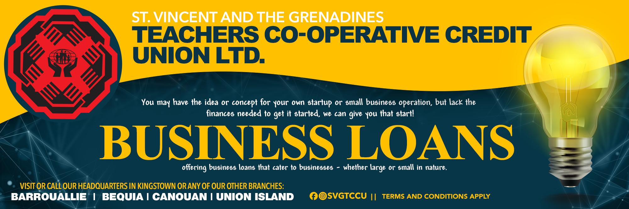 TCCU Business Loans