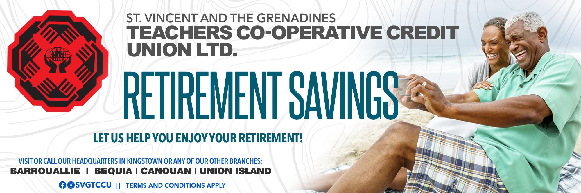 Retirement Savings, let us help you enjoy your retirement!
